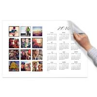 Wall Cling Calendars
