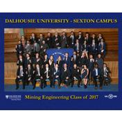 Dalhousie Engineering Iron Ring 2017