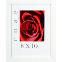 Framed 8x10 print - White