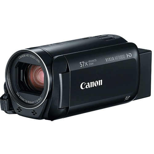 Canon-Vixia HF R800-Video Cameras