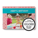 11 x 8.5 Hard Cover Photobook / Photo Lustre Paper (20-30 Pages)