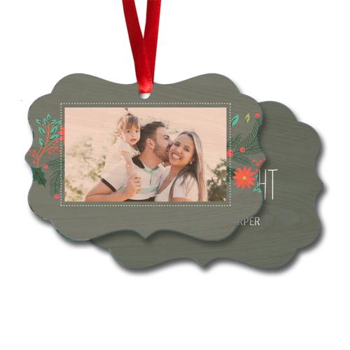 Wood Ornament (PG-911)