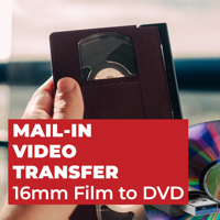 16 mm Film to DVD