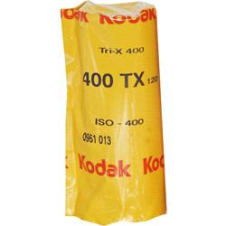 Kodak-Professional Tri-X 400 Film - 400TX 120-Film