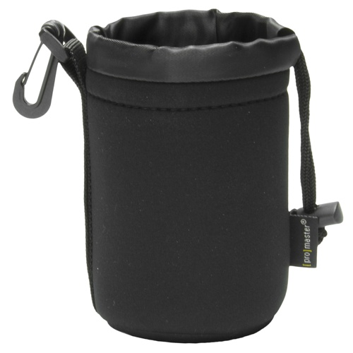ProMaster-Neoprene Lens Pouch - Small #7837-Bags and Cases
