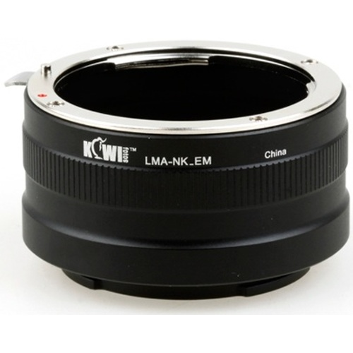 Kiwi Fotos-Camera Mount Adapter for Canon EOS to NEX-Lens Converters & Adapters