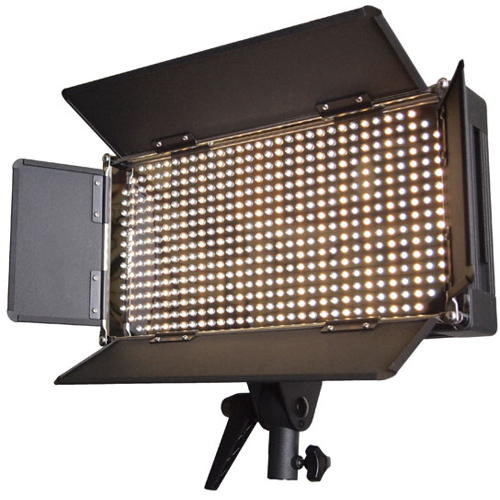 Lumahawk-LMX-LD500AVL Studio and Video Light-Studio Lights