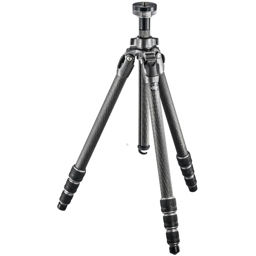 Gitzo-GT2542 Mountaineer Tripod Series 2 Carbon 4 sections-Tripods & Monopods