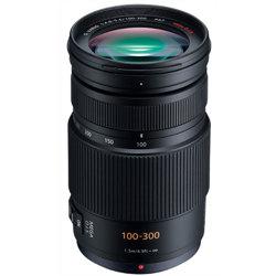 Panasonic-Lumix G Vario 100-300mm F4-5.6 OIS-Lenses - SLR & Compact System