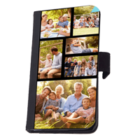 iPhone 6 Flip Case 6 Photo Collage