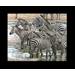 12x16 Horiz Aluminum Print on 16x20 Black Acrylic