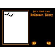 Halloween Invite 5x7 1H