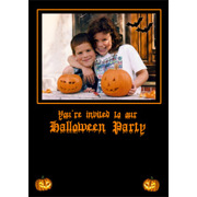 Halloween Invite 5x7 1V
