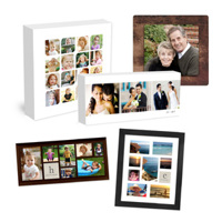 Enlargements, Collages & Mounting Options