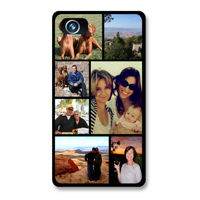 iPhone 5 Photo Case Collage of 7