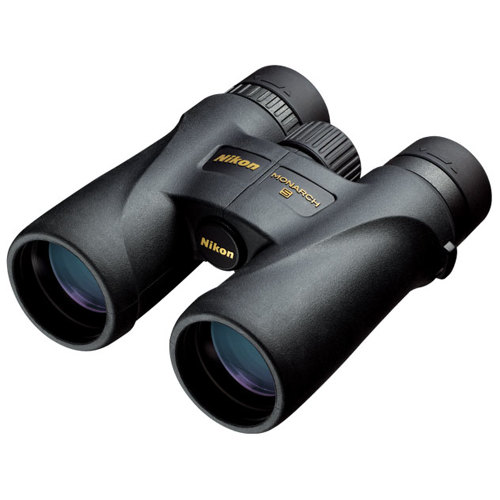 Nikon-Monarch 5 - 8x42 Binoculars #7576-Binoculars and Scopes