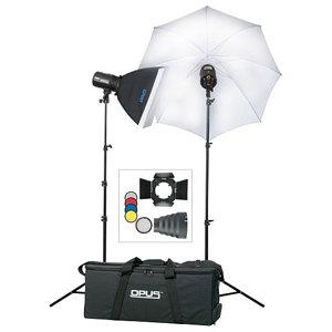 M1002 2 Light Home Studio Lighting Kit