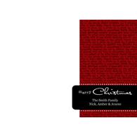 Christmas Sentiments - 7x5 (H)