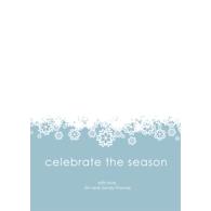 Celebrate - Teal (V)