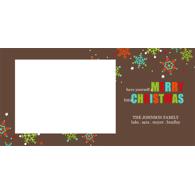 Merry Little Christmas - 8x4 (H)