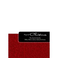 Christmas Sentiments - 5x7 (V)