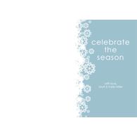 Celebrate - Teal (H)