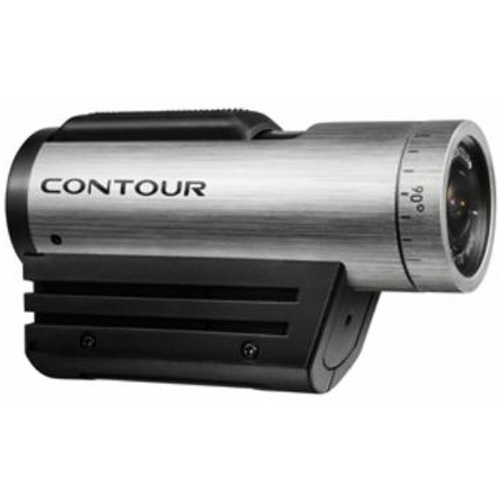 Contour-+ Helmet Camcorder with 1080p video and rotating lens-Video Cameras