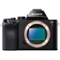 Sony-A7 Compact System Camera - Body Only - Black (Winter Sony Sales Event)-Digital Cameras