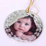 Doilie Ornament