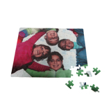 Cardboard Photo Puzzle 130 pc