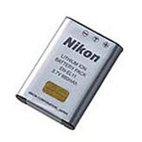 Nikon-EN-EL11-Bloc-piles & Adaptateurs