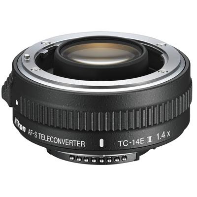 Nikon-TC-14E III 1.4x AF-S AF-S Teleconverter-Lens Converters & Adapters