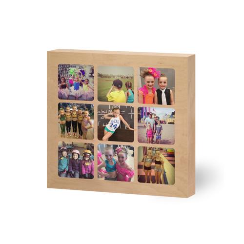 8x8 Wood Block - 003