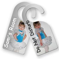Door Hanger (2 sided) 2 different images
