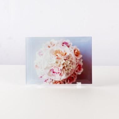 5x7 Photo Glass (Horizontal)
