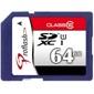 Proflash-SDXC 64Go Classe 10-Cartes mémoires, cassettes et disques