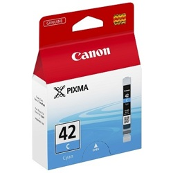 Canon-CLI-42C - Cyan Ink Cartridge-Ink Cartridges