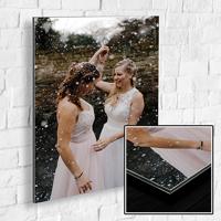 8x6 Aluminium Float Print Panel