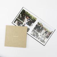 210mm x 210mm Premium Linen Layflat Photobook
