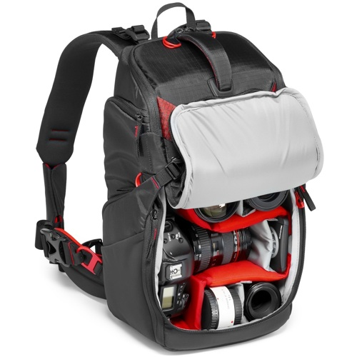 Manfrotto-Pro Light Camera Backpack 3N1-26 #MB PL-3N1-26-Bags and Cases