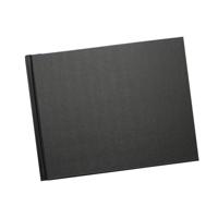 12 x 12 Black Leather Photo Book
