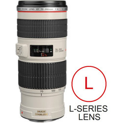 Canon-EF 70-200mm F/4L IS USM-Lenses - SLR & Compact System