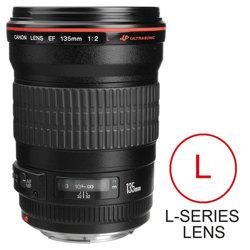 Canon-EF 135mm F2.0L USM-Lenses - SLR & Compact System