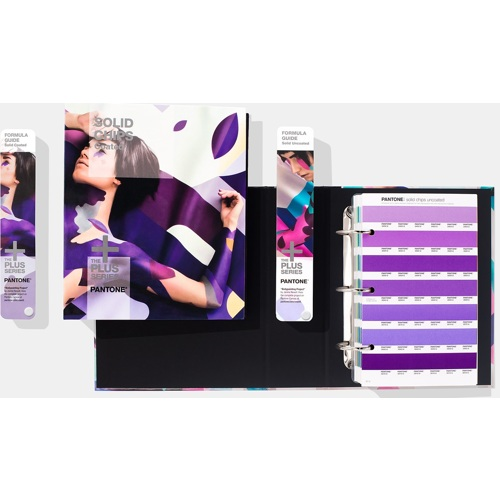 Pantone-Solid Color Set - Includes Paper Chip Savers-Miscellaneous Studio Accessories