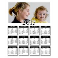 8 x 10 Poster Calendar