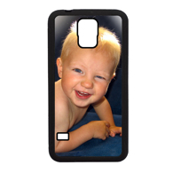 Galaxy S5 Dauphin - Black