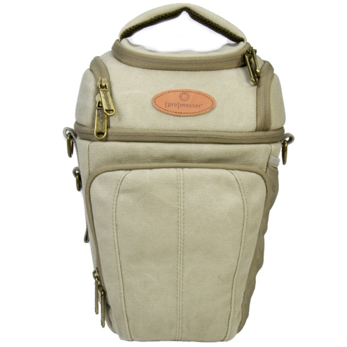 ProMaster-Adventure Zoom Large - Khaki #4663-Bags and Cases