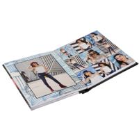 8 x 8 - Thin Page
