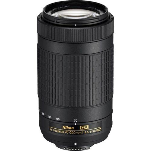 Nikon-AF-P DX NIKKOR 70-300mm F4.5-6.3G ED-Objectifs pour réflexes et systèmes compacts