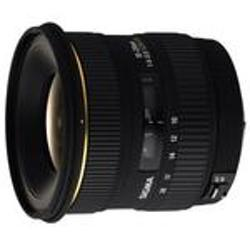 Sigma-10-20mm F4-5.6 EX DC HSM for Pentax-Lenses - SLR & Compact System